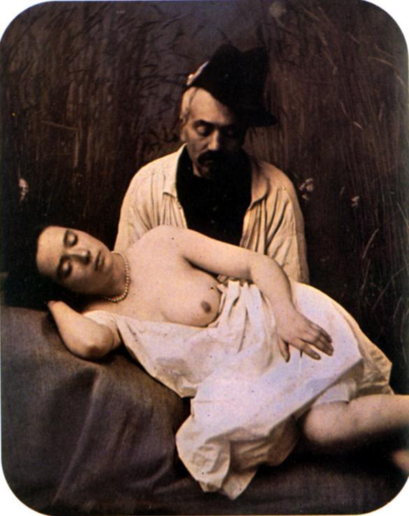 XIX век. ню. эротика.