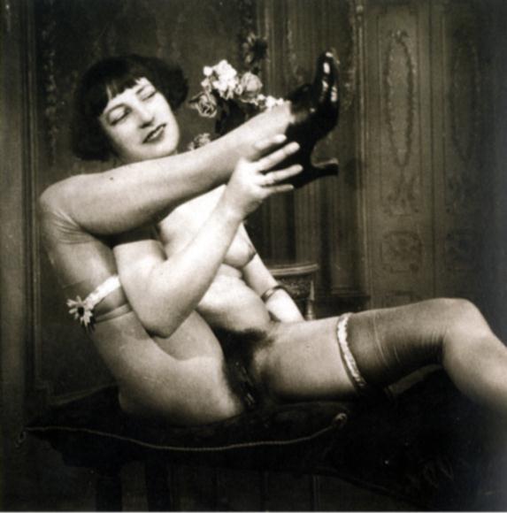 порно в стиле 30-х