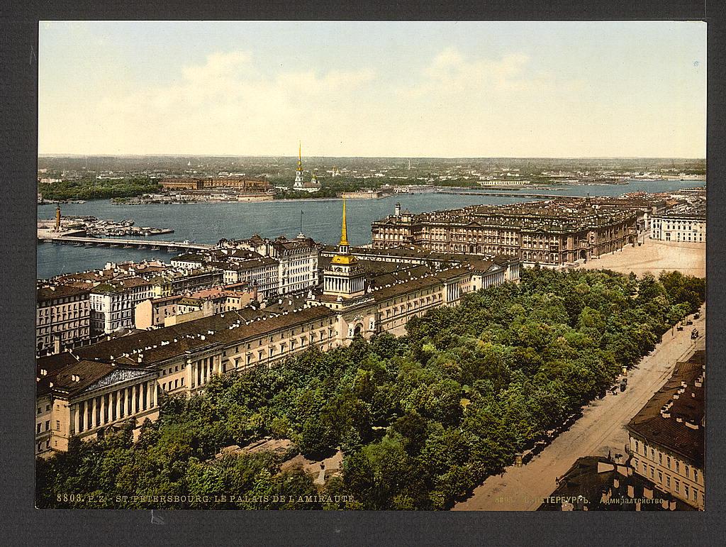 Адмиралтейство. Санкт - Петербург