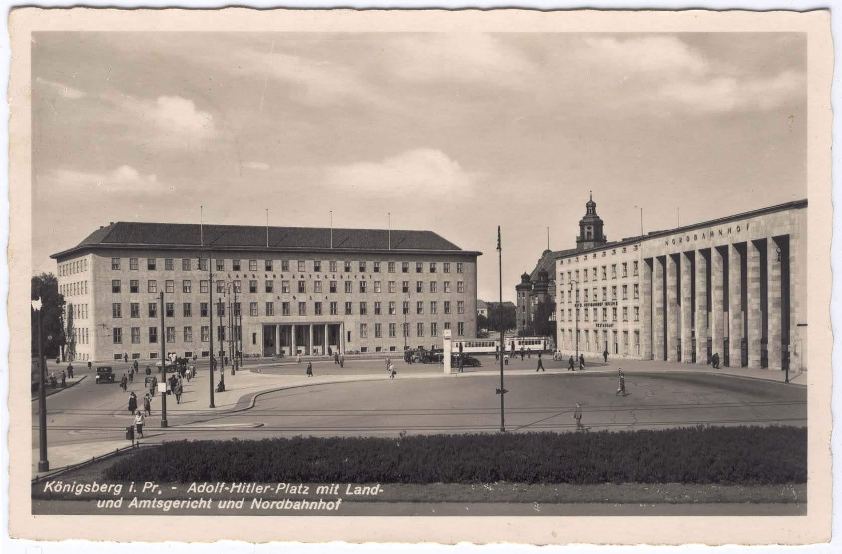 кёнигсберг старые фото