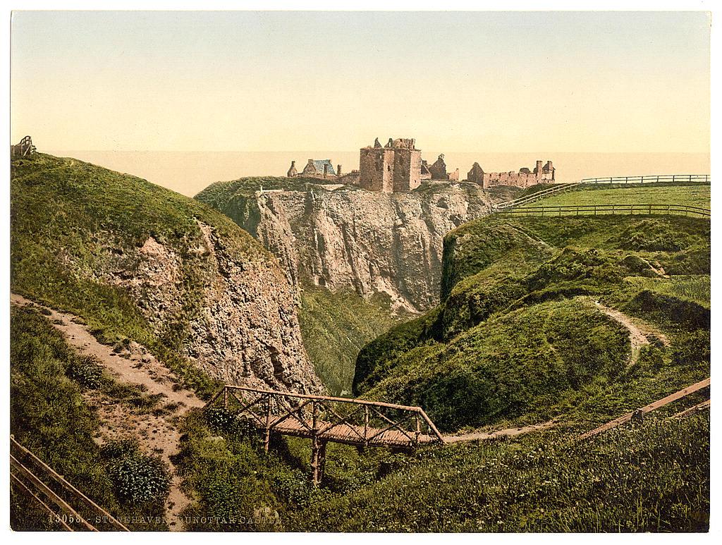 Старые фотографии Шотландии. 3449502287_50c0f9220e_o