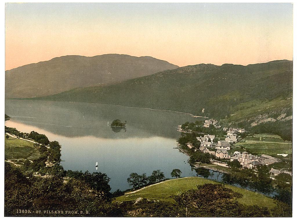 Старые фотографии Шотландии. 3449505229_54aa2f25b7_o