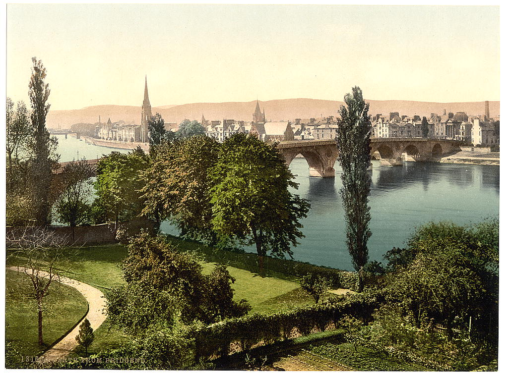 Старые фотографии Шотландии. 3449508275_0146579509_o