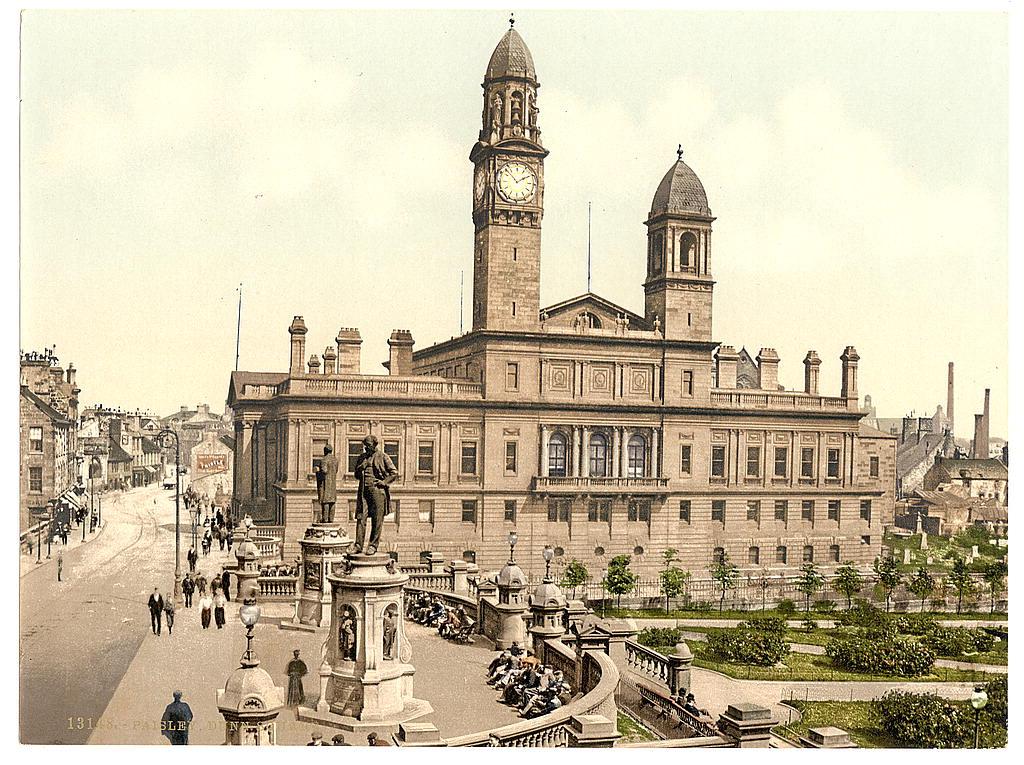 Старые фотографии Шотландии. 3449509371_bac23ec58e_o