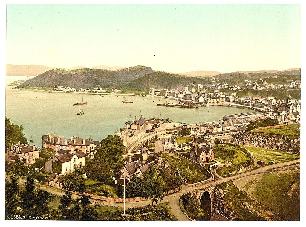 Старые фотографии Шотландии. 3449510041_69bea9fcfe_o