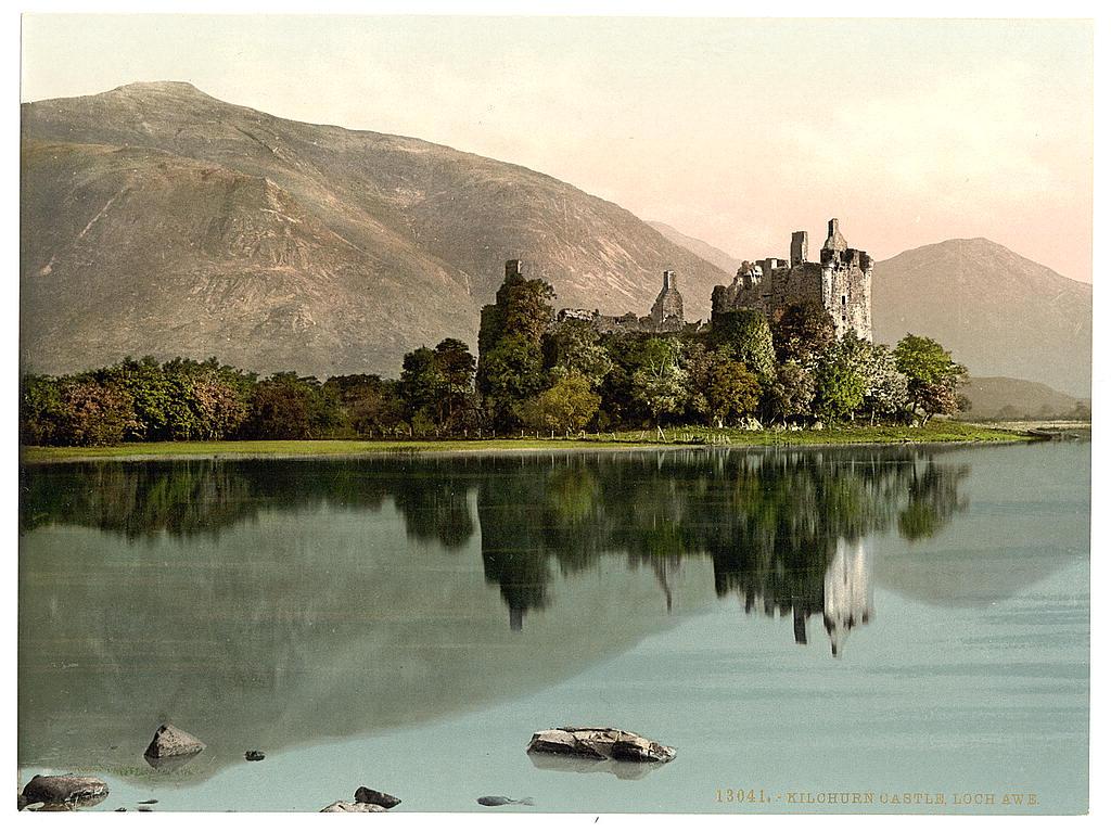 Старые фотографии Шотландии. 3449513621_ed3c130d9f_o