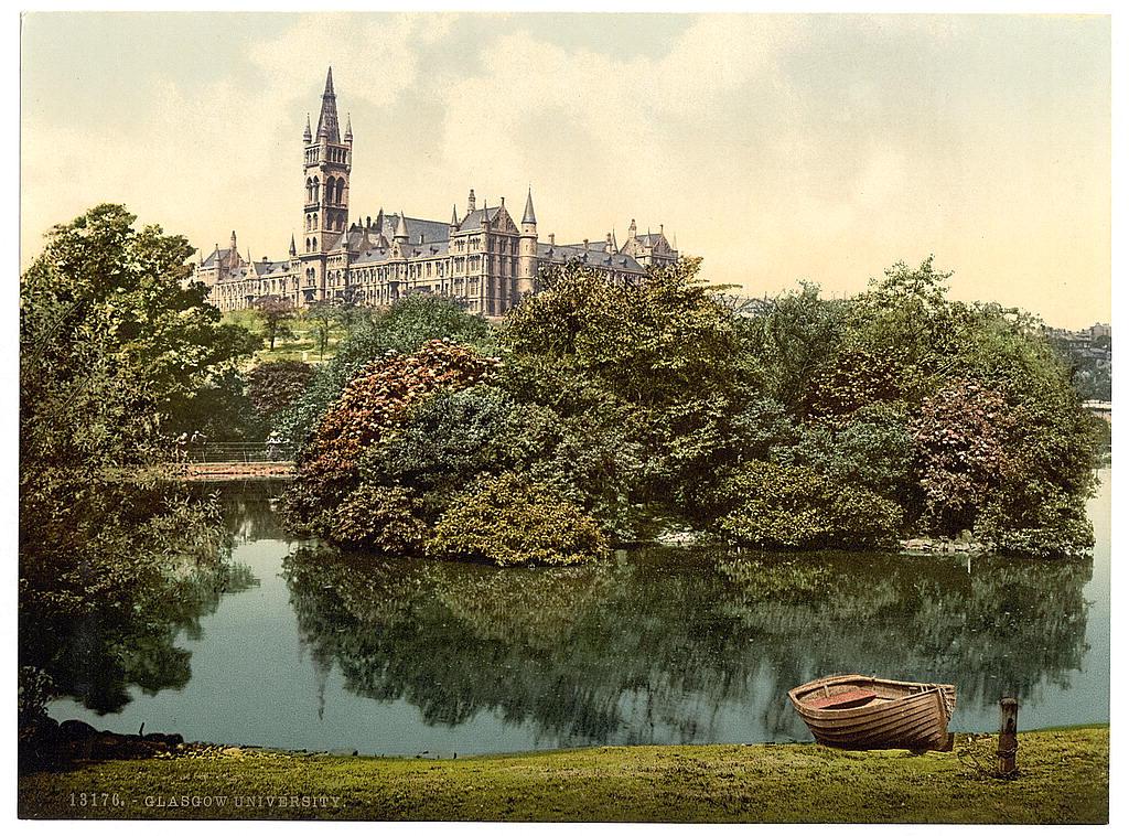 Старые фотографии Шотландии. 3449523373_de89a4b579_o