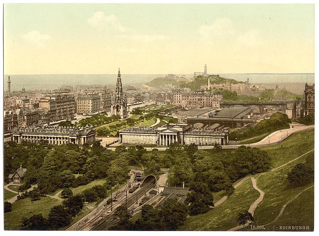 Старые фотографии Шотландии. 3449527773_6f86410b22_o