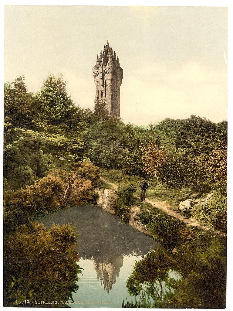 Старые фотографии Шотландии. 3450319520_04bdf7641e_o