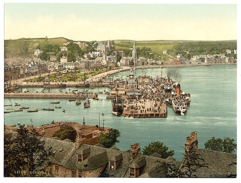 Старые фотографии Шотландии. 3450321938_948b16c28f_o