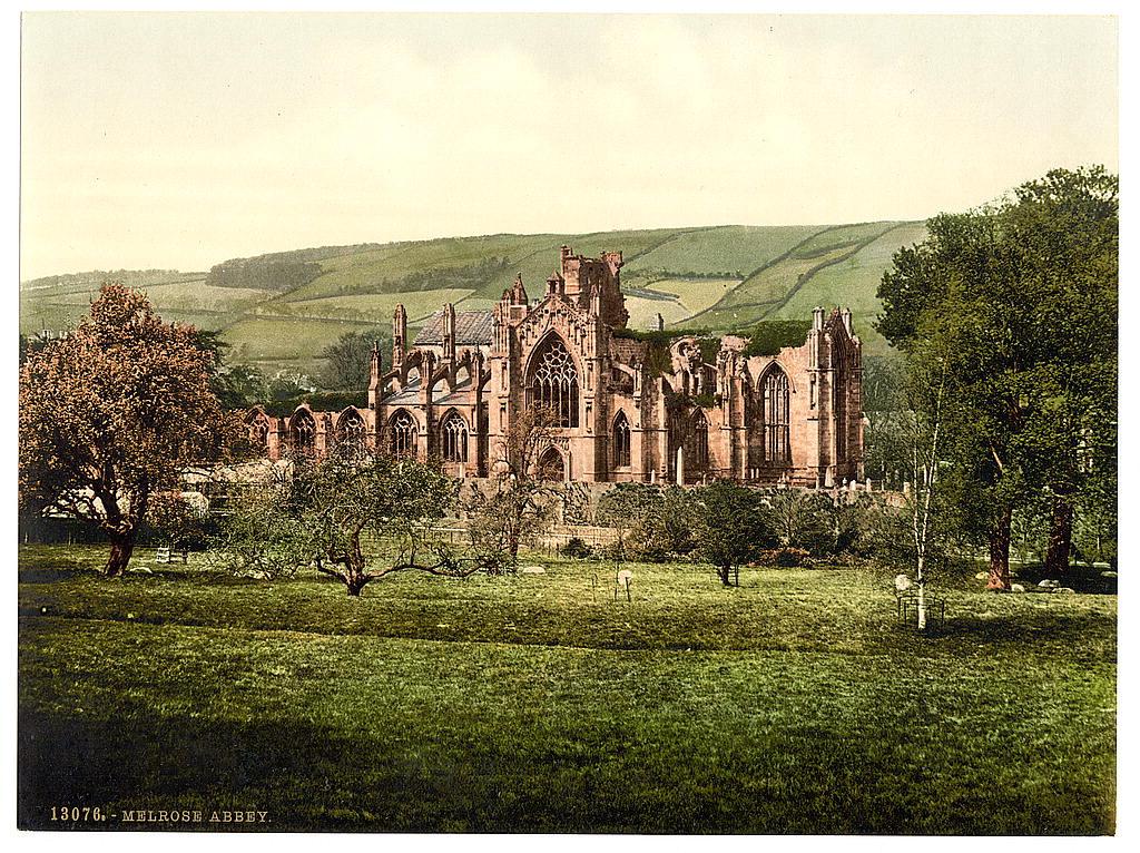 Старые фотографии Шотландии. 3450327698_28b56682dd_o