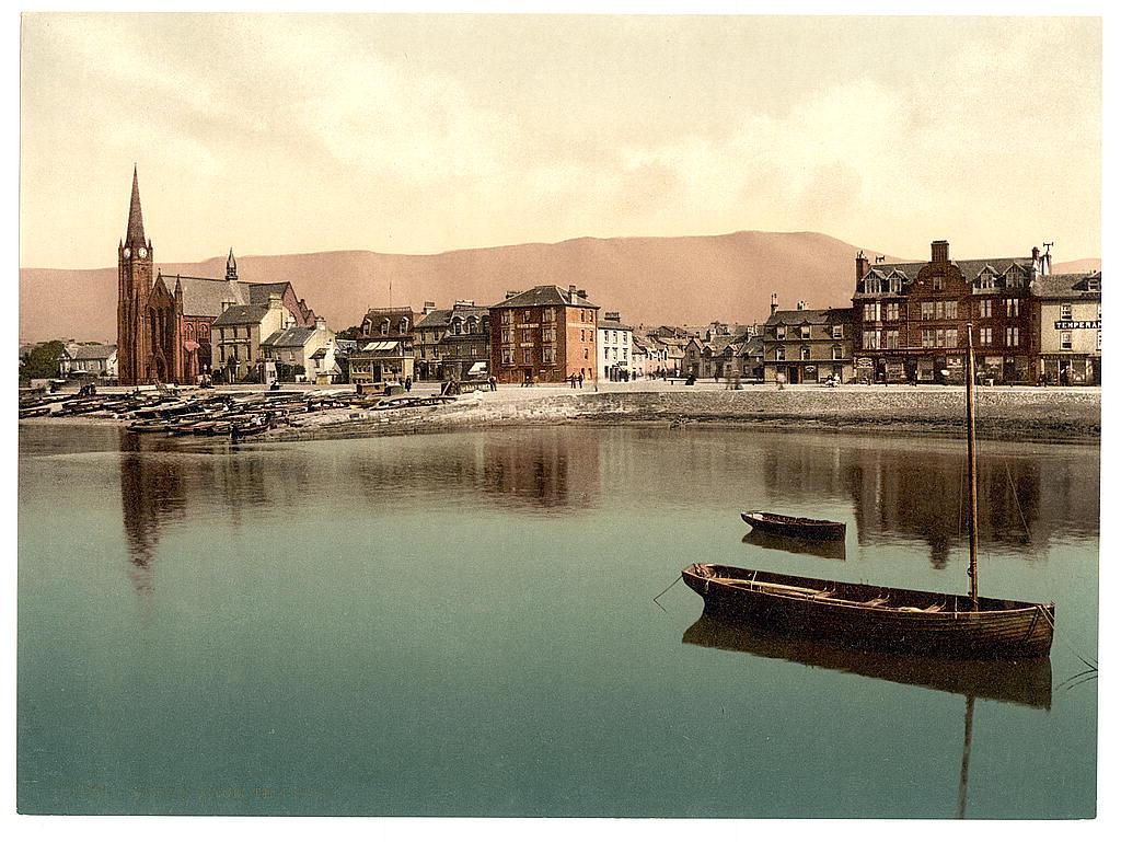 Старые фотографии Шотландии. 3450330848_93fa52823f_o