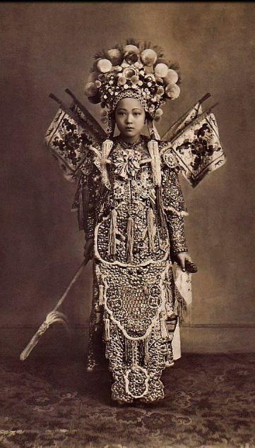 Картинки из старого китая 6