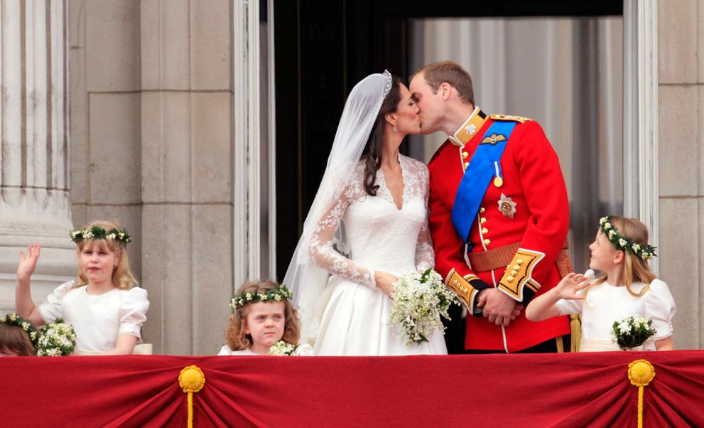 Королевские свадьба принца уильяма и кейт