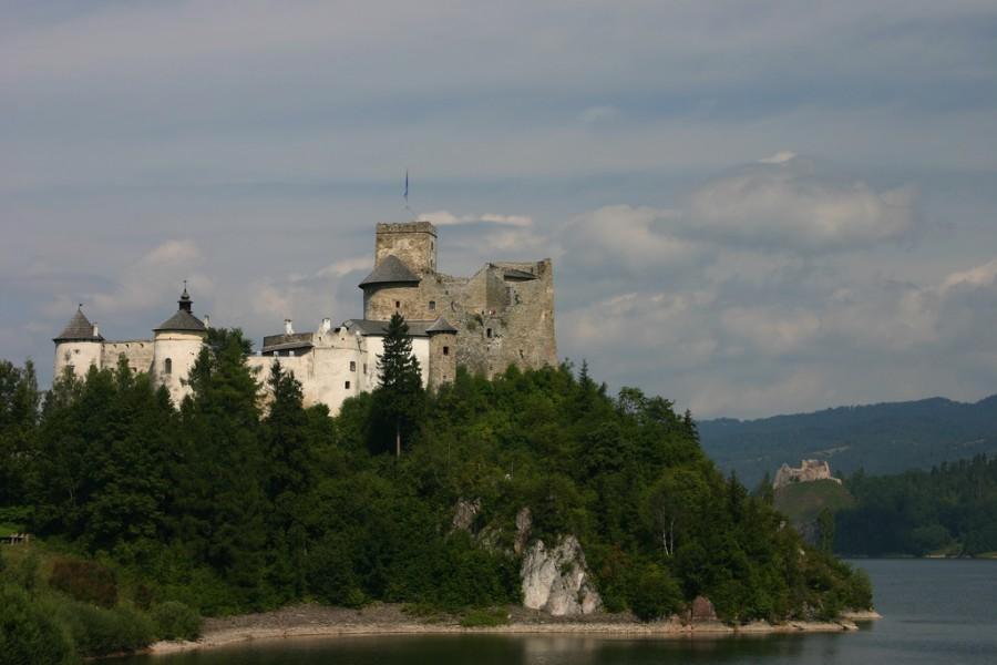 Niedzica & Чорштын замок, Польша.