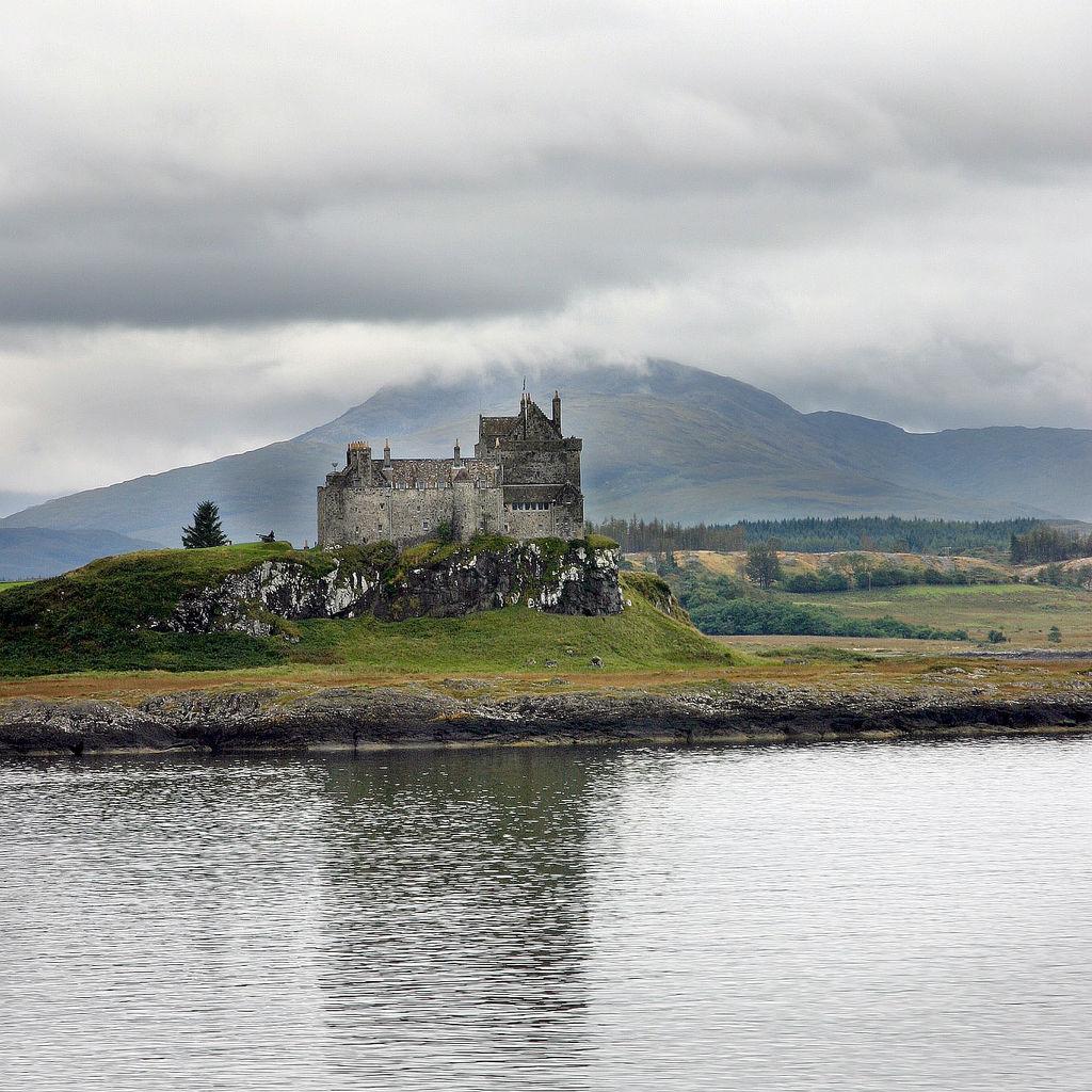 Duart замок, Шотландия