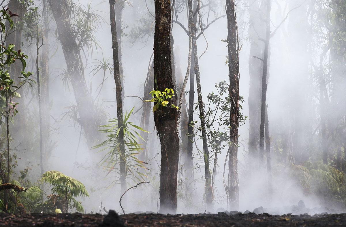 Виверження вулкана на Гаваях