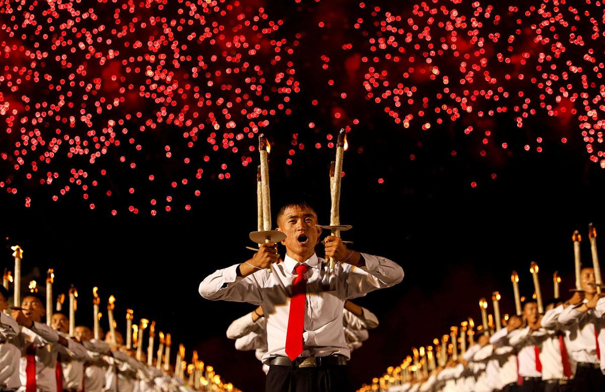 Північна Корея святкує 70-річний ювілей