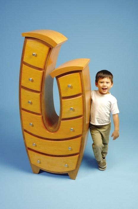 Интересные картинки про мебель
