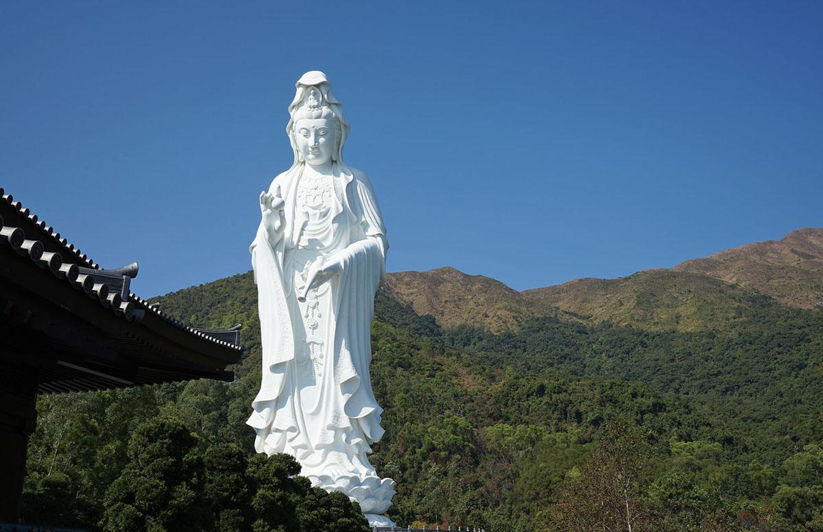 самая большая скульптура в мире фото всегда для
