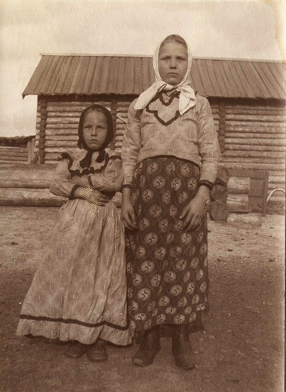 дореволюционные фото людей рязанской губернии всякий